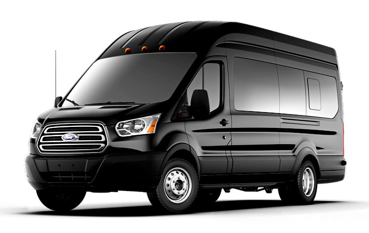 denver-airport-car-service-ford-transit
