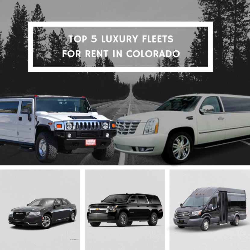 Luxury Fleets in Colorado